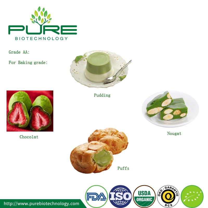 organic matcha tea Grade AA